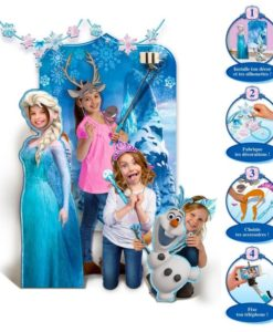 Frozen foto booth