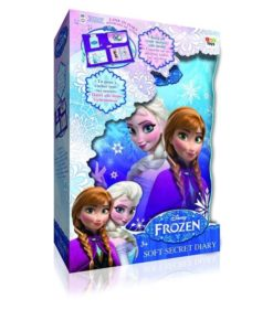Frozen Zacht Dagboek
