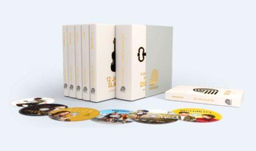 Boek + speelfilm collectie