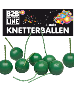 B2B Knetterballen